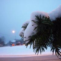 зимний город :: Oxi --