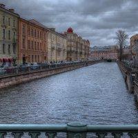 Канал Грибоедова СПБ :: Александр Кислицын