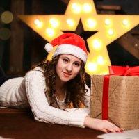 Новогодняя :: Ксения Барулина