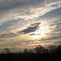 Кудрявая облачность... :: Арина