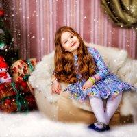Новогодний рыжик :: Криcтина Байрамкулова