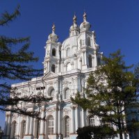 Архитектура 18 века :: Анастасия Марандыч