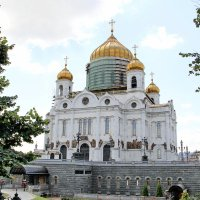 Храм Христа Спасителя. :: Олег