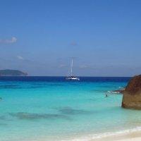Море у Симиланских островов. :: Чария Зоя