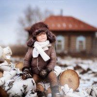 В деревне у бабушки :: Олеся Гордей