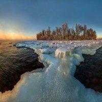 Ледяной мост. :: Фёдор. Лашков