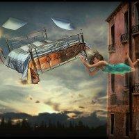 Полёты во сне и наяву. :: Наталья Борисова