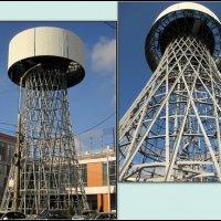 Шуховская башня в Краснодаре :: Нина Бутко