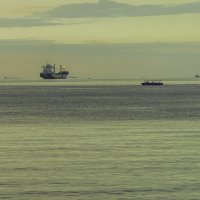 В порту Манилы... :: Иван Денисов