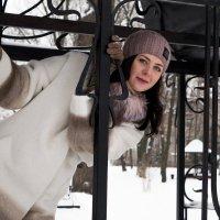 Рождественская фотосессия :: Николай Трохачев