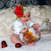 Христос воскрес... :: Алина Лисовская