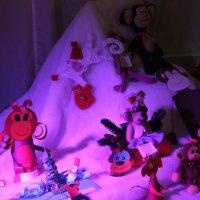 Новый год,руками детей. :: Андрей