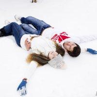 Зима и Любовь :: Алина MorAlina