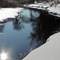 Немного солнца в холодной воде :: Константин Строев