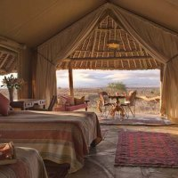 TORTILIS CAMP AMBOSELI :: Volmar Safaris
