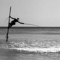Рыбак :: Sergej Lopatin