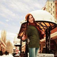 Зима в городе :: Екатерина