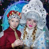 Новый год! :: Павел Рощектаев