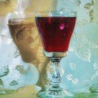 Вино в бокале .. :: Анатолий. Chesnavik.