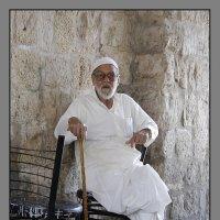 Иерусалимский портрет. :: Leonid Korenfeld
