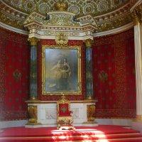 Царский трон :: Виктор Мухин