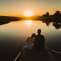 Свет уходящего солнца :: Евгений Патрашко
