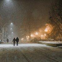 Волшебная зима :: Евгений Патрашко
