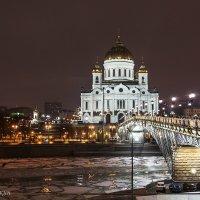 Новогодняя Москва. 2016 год. Фото 7. :: Вячеслав Касаткин