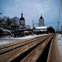 Дороги бывают разные.... :: Александр Бойко