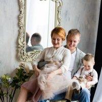Семейная фотосессия :: Наталия Колобердина