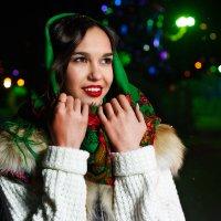 Зимним вечером :: Виталий Лень