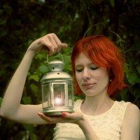 Лучик света :: Анна Городничева