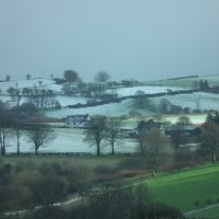 Контрасы января в Уэльсе :: Natalia Harries