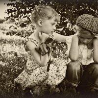 Не грусти....я всегда буду рядом :: Ирина Жеребятьева