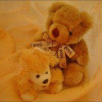 Любимые игрушки :: Нина Корешкова