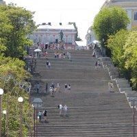 Одесса. Потемкинская лестница :: Олег