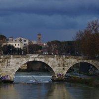 Мосты Рима :: Дмитрий Близнюченко