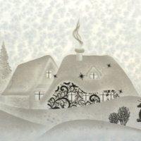 Зимняя сказка ... :: Виктор Калабухов