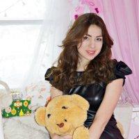Teddy bear :: Ольга Ярахтина