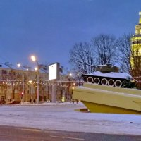 Гомель-2016-январь :: yuri Zaitsev
