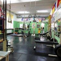 Зал для тренировок для борцов :: imants_leopolds žīgurs