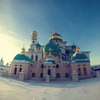 Ново-Иерусалимский монастырь :: KotoPalych