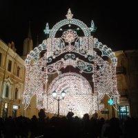 Никольская улица. Январь. :: Мила