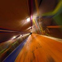 Туннель-1 :: Дмитрий Симонов