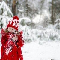 Не кидайте снег в меня)) :: Алеся Корнеевец