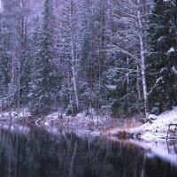 первый снег :: Роман Потанин