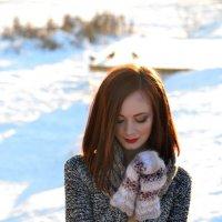 Зимняя прогулка :: Анна Родихина