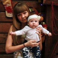 Счастливая мама :: Ксения Гутор