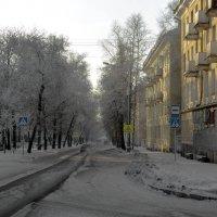Улица моего города :: Юрий Епифанцев