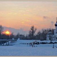 Январский закат :: Vadim WadimS67